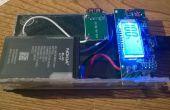Chargé batterie/mur solaire