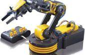 Contrôler un bras robotisé OWI avec Arduino