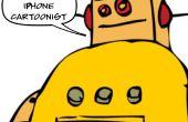 Devenir un iPhone caricaturiste