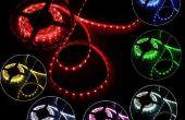 Comment les bandes LED RGB peut fournir 2 ans de garantie ?