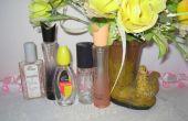 Faire un Vase de fleurs odorantes en 2 mn
