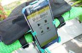 Téléphone portable vélo station d'accueil pour Galaxy S série