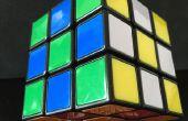 Damier sur votre Rubik Cube