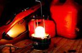 Post apocalyptique lanterne