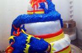 Gâteau de Dragon chinois