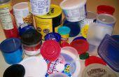 Utilisations inhabituelles pour couvercles en plastique
