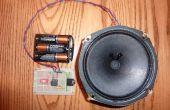Un Simple 2 Hour PICAXE Project - Play Tunes avec un 08M 2 microcontrôleur pour environ 10 $