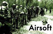 Guide tactique Airsoft et mise en route