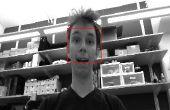 Face Tracking avec traitement et OpenCV