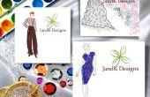 How To Draw Fashion Design Illustration Online