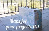 Cartes pour vos projets 101