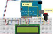 Arduino Lcd compteur