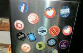 Transformez vos stickers GetGlue en aimants !