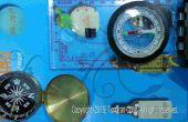 Méfiez-vous des chiquenaudes périlleuses par compas magnétiques