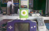 Game Boy Advance Dock (Version italienne)