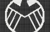 Faire une Simple Cross Stitch Pattern d'an Image