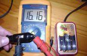 Chargeur de batterie de voiture de pièces de rechange Mint Tin