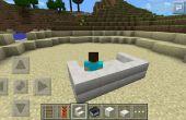 Minecraft Couch vous pouvez s'asseoir en