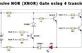 Plus Digital Logic Gates juste à l'aide de Transistors