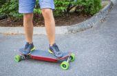 Electric Skateboard v2.0 : Smartphone réglementées