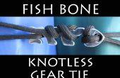Poissons osseux - sans noeud cravate Gear