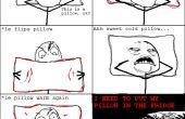 Astuce : Comment garder un oreiller cool pour pas cher (ou même gratuit) !