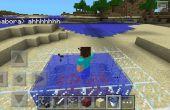 Comment faire un bain de feu de Minecraft !