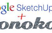 Comment faire pour entrer dans le grand défi de Ponoko Google !