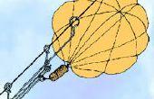 Faire un messager de Kite pour covert GI JOE parachutage