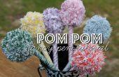 Stylos de Pom Pom fantaisie !  Un grand cadeau de vacances pour les enfants à faire !