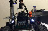 Robot de réparation Rover