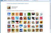 Comment faire pour changer votre compte d'utilisateur image dans Windows Vista