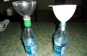 Entonnoir de bouteille d'eau