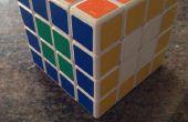 4 x 4 x 4 Rubiks Cube inverse côté fleurs
