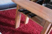 Table basse palette | Comment faire une table basse de palettes en bois anciens