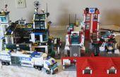 LEGO City bâtiments