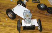 Comment faire une voiture robotisée avec Stearing chez