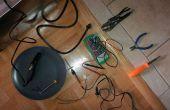 Micro-onde Beeper silencieux Hack