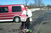 Construire votre propre Scooter handicapé de Rehab de mobilité pour moins de 500 $