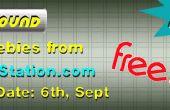 Freebie de composants électroniques de www.ICStation.com
