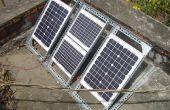 MON propre projet de groupe électrogène solaire