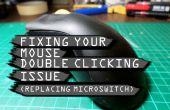 Fixation de votre problème de Double clic souris (remplaçant le microcontact sur Razer Deathadder 3. 5 g)