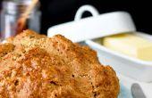 Traditionnels irlandais brun pain de soude