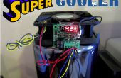 Autonome Self Powered ordinateur Super refroidisseur
