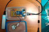Projet Arduino : Essai gamme LoRa Module RF1276 pour la Solution de suivi GPS