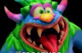 Création d'un monstre de Halloween avec créature 123D