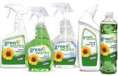 Le nettoyeur de Greener