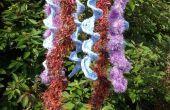Faire un Mobile avec spirales tricotés
