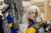 Comment faire un X-force: « Cable » costume