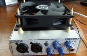 DIY Audio Interface refroidisseur